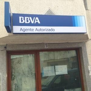 BBVA agencia pequeña