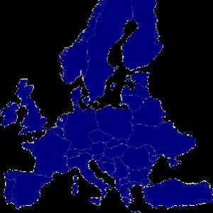 europa-mapa pequeña