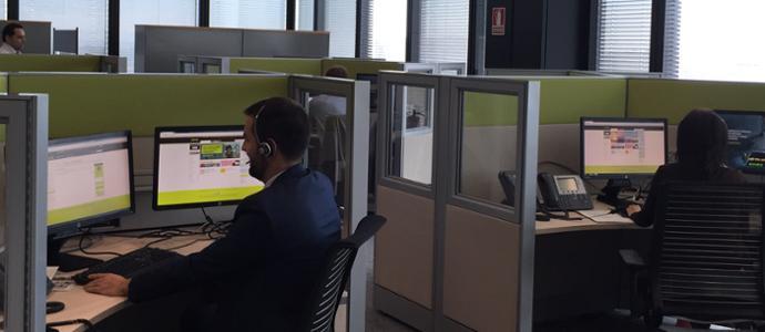 Bankia extiende a 13 comunidades aut nomas su servicio de for Oficinas de bankia en murcia