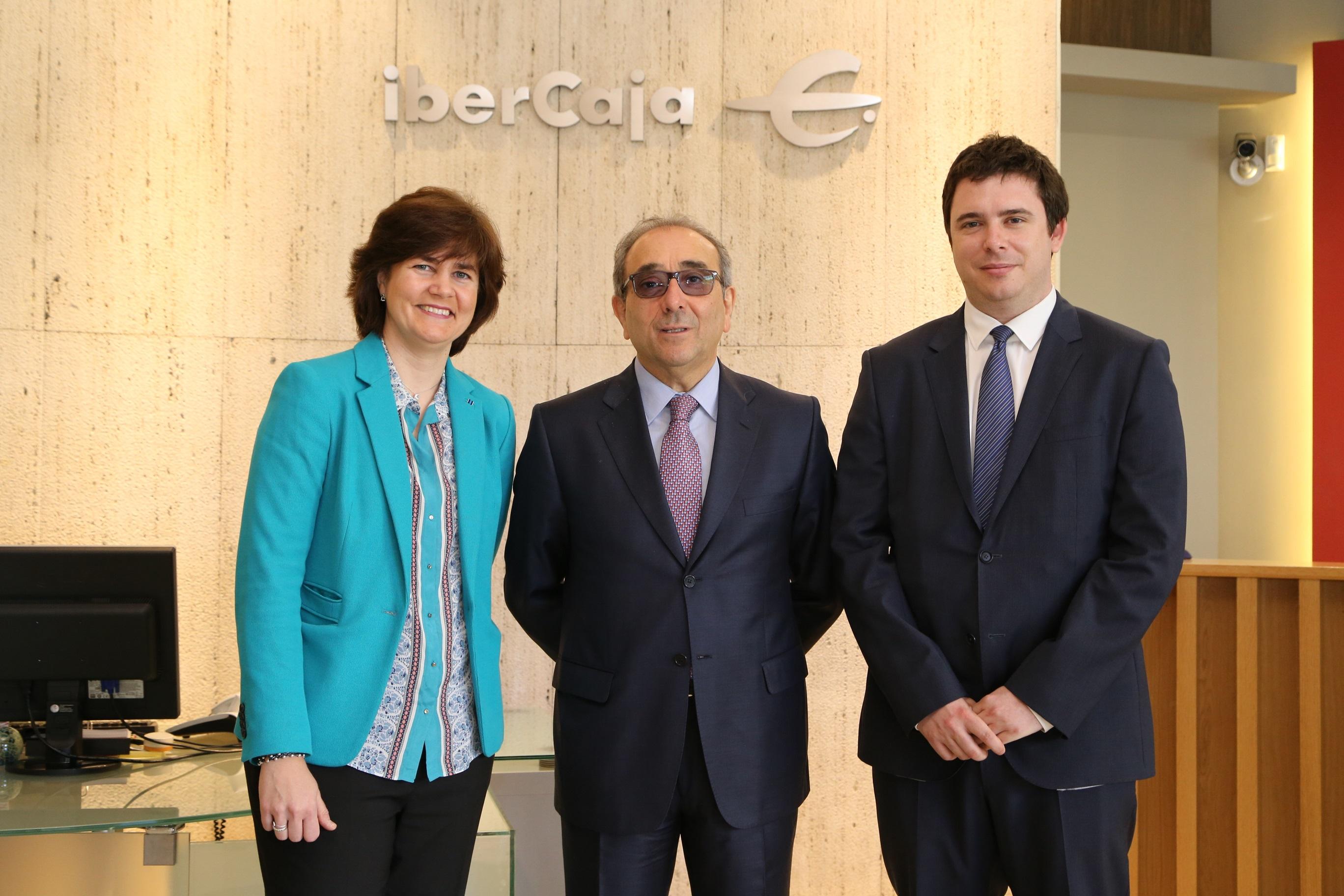 El negocio de banca privada de ibercaja supera los for Oficinas de ibercaja en barcelona