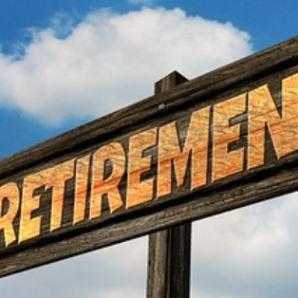 jubilación pequeña