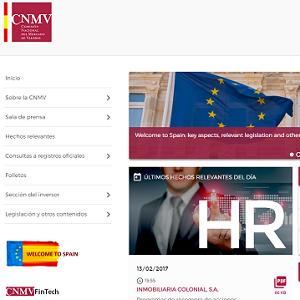 Web CNMV