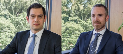 Luis Golderos y Jaime Vázquez