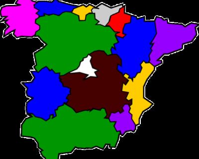 España-mapa
