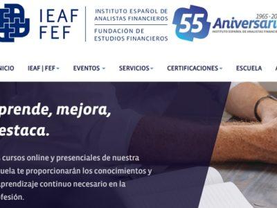 web ieaf fef