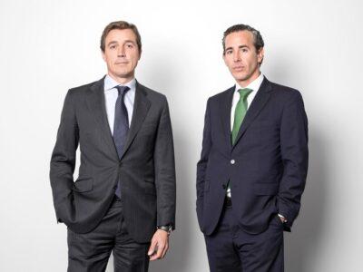 Fernando Bernad y Álvaro Guzmán de Lázaro (Codirectores de Inversiones de Azvalor)1