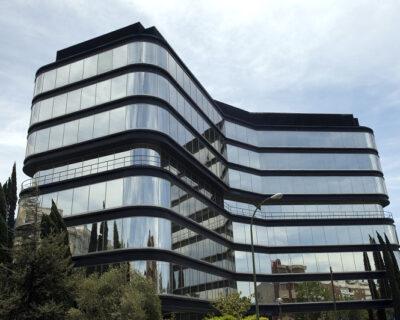 cnmv edificio