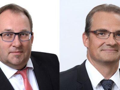 oddo Stefan Braun y Karsten Seier